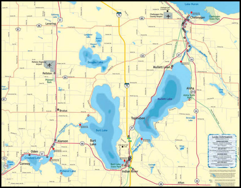The Inland Waterway – Cheboygan Area Trailways