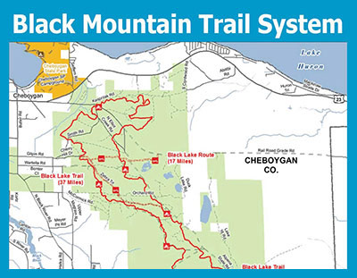 Black Mountain Trail System
