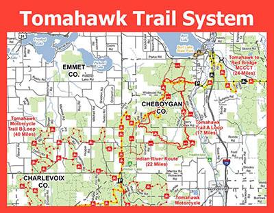 Tomahawk Trail System